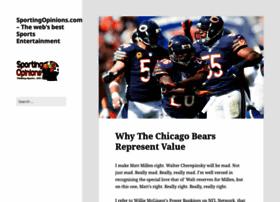 sportingopinions.com