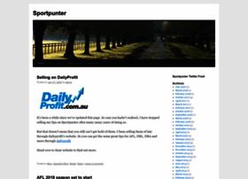 sportpunter.com