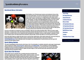 sportsbookbettingpromotions.com