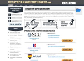 sportsmanagementdegree.org