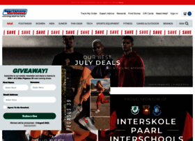sportsmanswarehouse.co.za