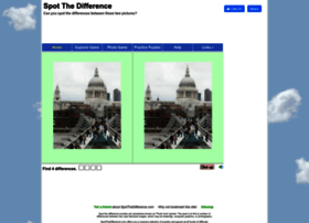 spotthedifference.com