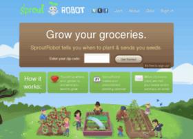 sproutrobot.com