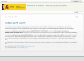 ssweb.map.es