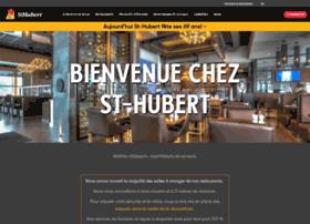 st-hubert.com