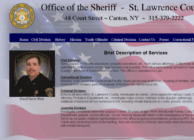 st-lawrencecountysheriff.com