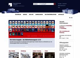 staatsbibliothek-berlin.de