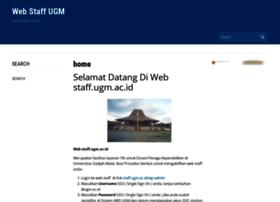 staff.ugm.ac.id