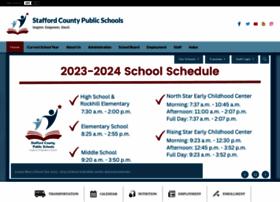 staffordschools.net