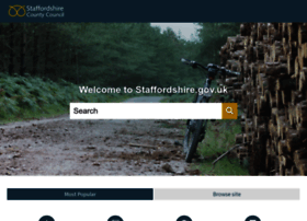 staffordshire.gov.uk