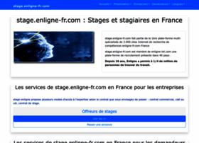 Stage.enligne-fr.com