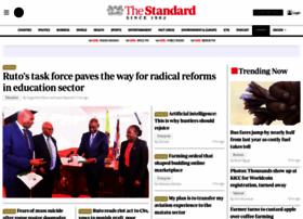 Standardmedia.co.ke