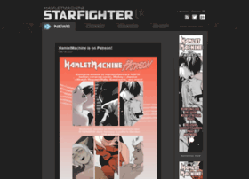 starfightercomic.com