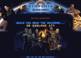 stargateresistance.com