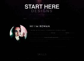startheredesigns.com