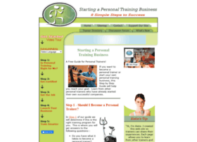 starting-a-personal-training-business.com