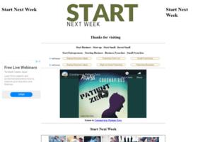 startnextweek.com.au