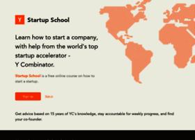 startupschool.org