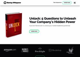 startupwhisperer.com