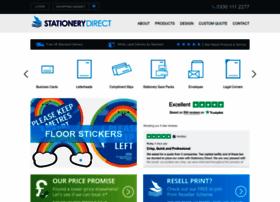 stationerydirect.co.uk