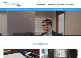 statutsonline.com