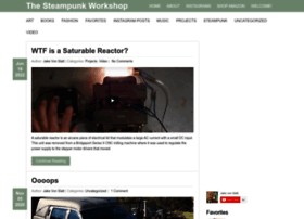 steampunkworkshop.com
