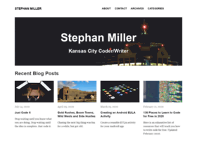 stephanmiller.com
