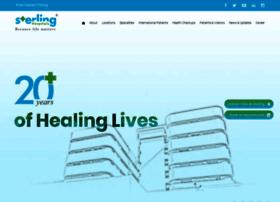 sterlinghospitals.com