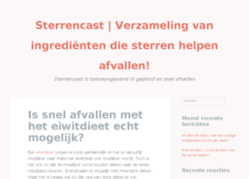 sterrencast.nl