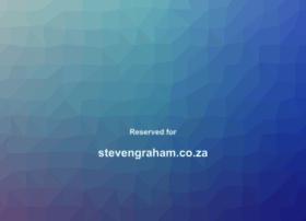 stevengraham.co.za