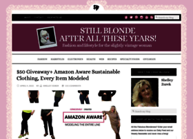 stillblondeafteralltheseyears.com