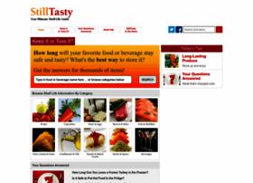 Stilltasty.com