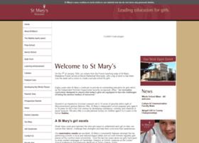 stmarys.org.uk