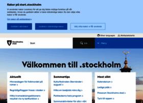 Stockholm.se