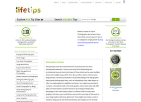 stockphotography.lifetips.com