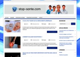 stop-sante.com