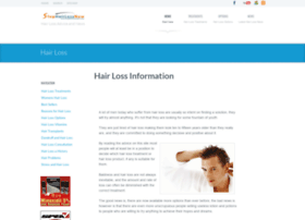 stophairlossnow.com