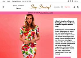 stopstaringclothing.com