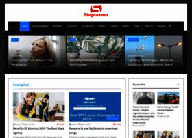 stoptazmo.com