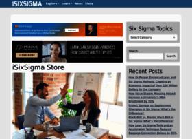 store.isixsigma.com