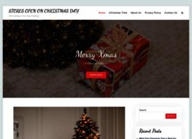 storesopenonchristmasday.com