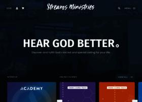 streamsministries.com