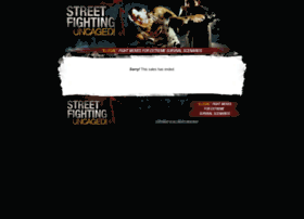 streetfightinguncaged.com