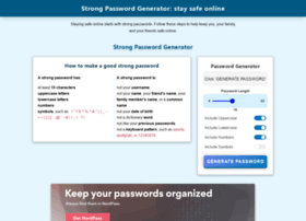 strongpasswordgenerator.com