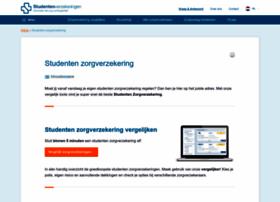 studenten-zorgverzekeringen.nl