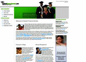 studentfinancedomain.com