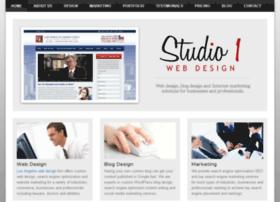 Studio1webdesign.com