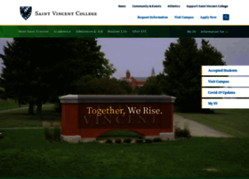 stvincent.edu