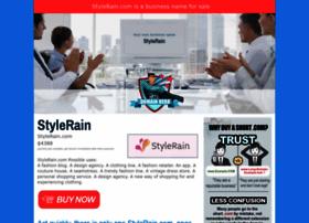 stylerain.com