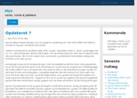 styx.smartlog.dk
